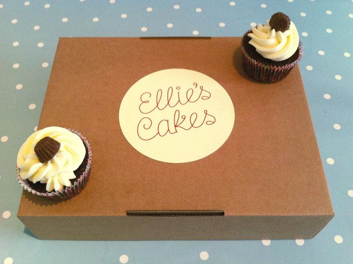 Cakes box